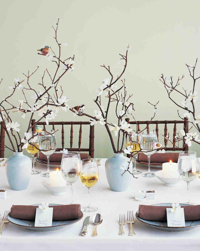 Centerpieces Wedding Table Ideas