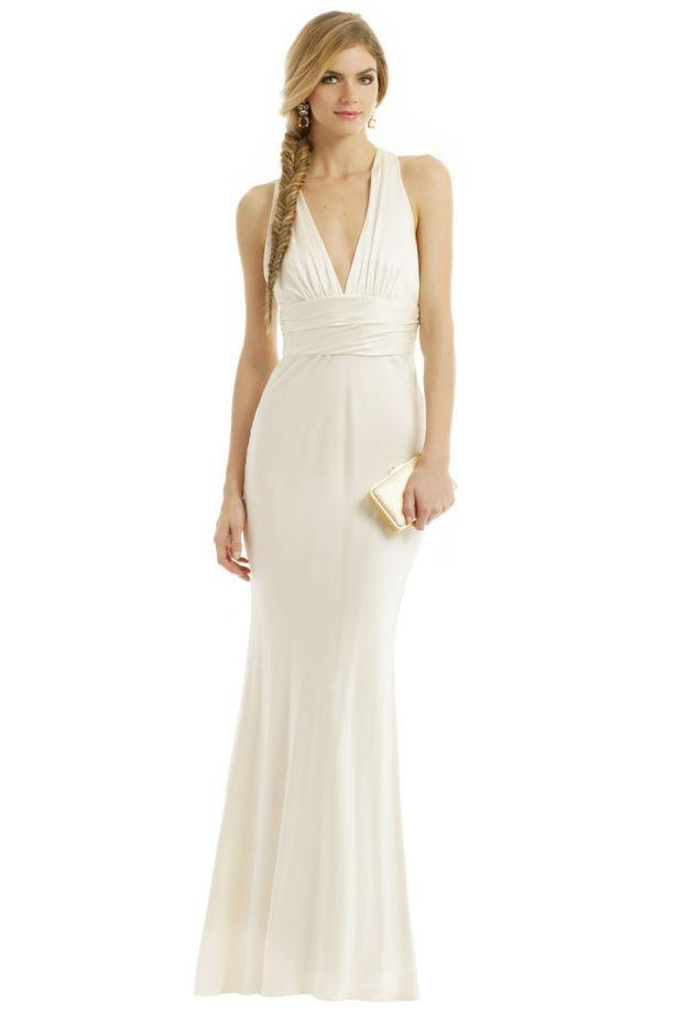 Cheap Rent Wedding Dress