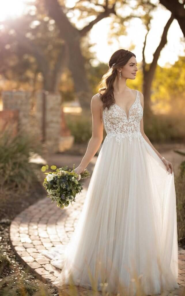 Cheap Summer Wedding Dresses