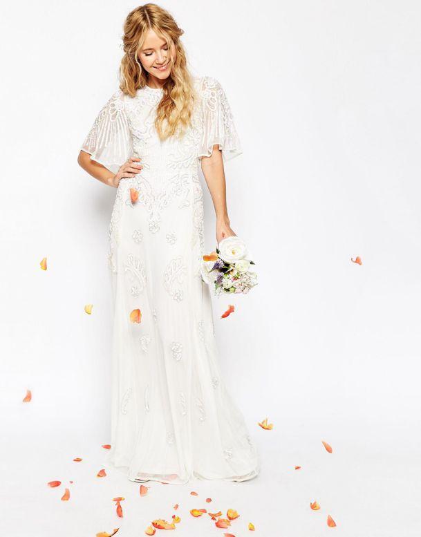 Cheap Wedding Dresses from Asos