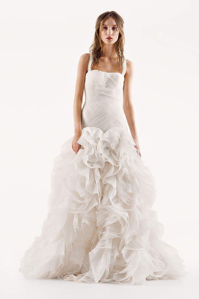 Cheap Wedding Dresses from Davids Bridal