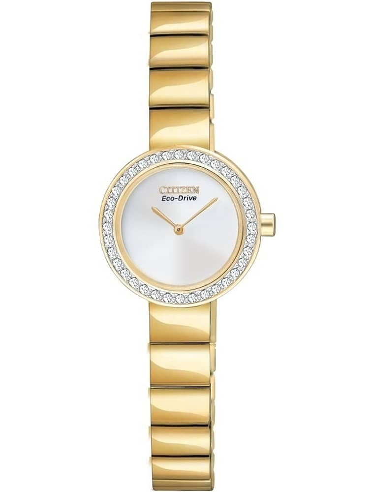 Citizen Ladies Gold Bracelet Watch