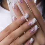 15 Inspiration Wedding Nails for Bride
