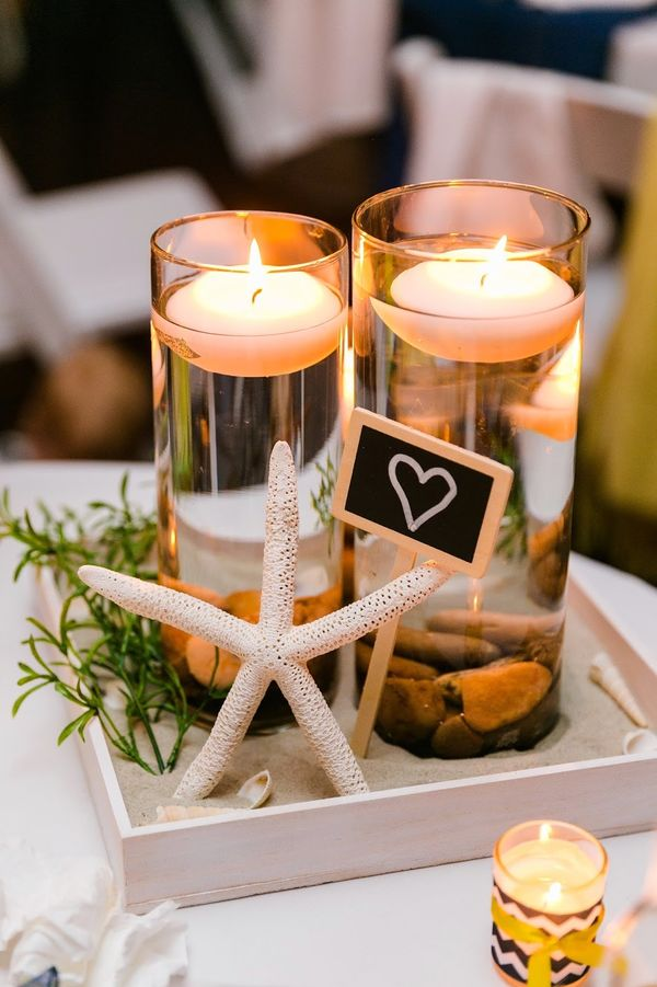 DIY Wedding Table Ideas