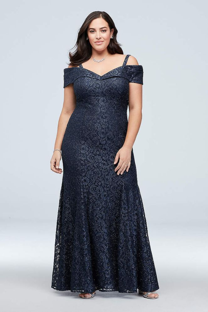 Dress for Plus Size Womens Evening Dresses