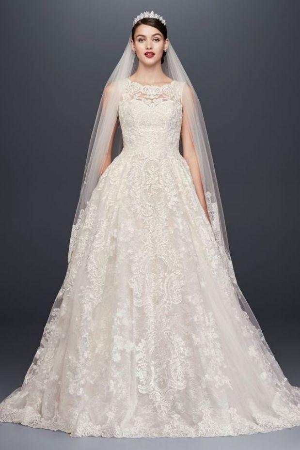 Elegant Princess Wedding Dresses Classy