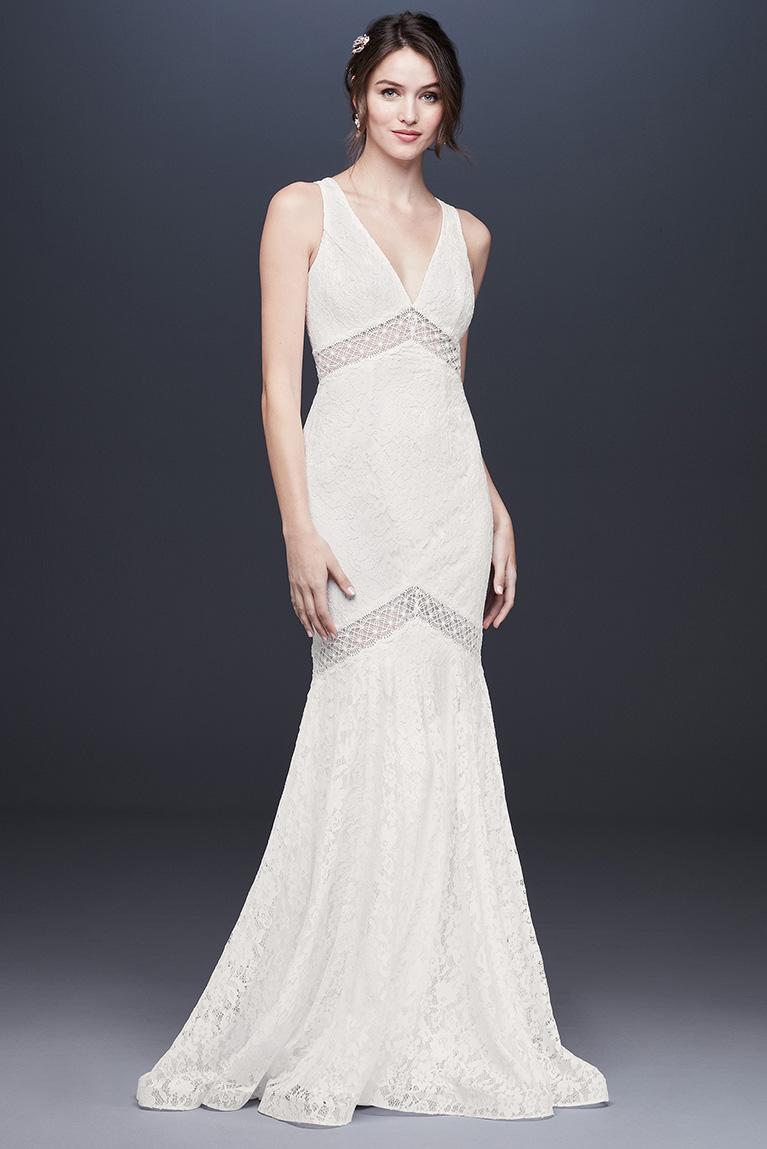 Elegant Summer Wedding Dresses for Bride