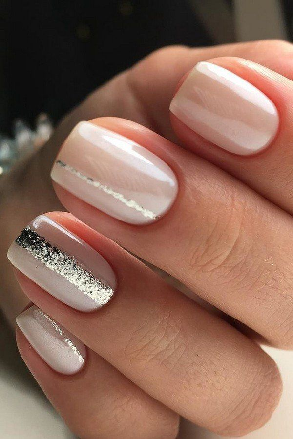 Elegant Wedding Nail Ideas