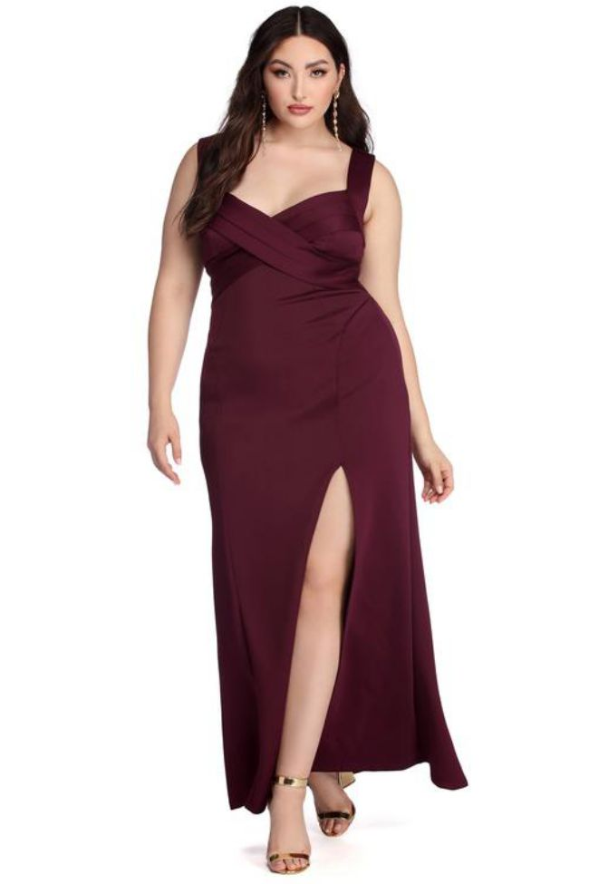 Formal Dress for Plus Size Womens