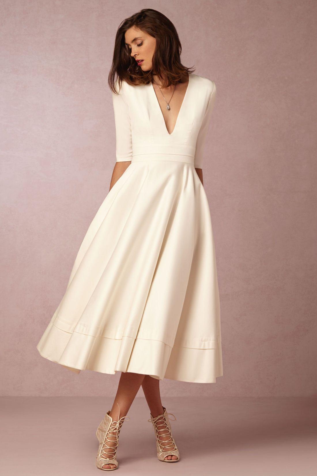 Informal Casual Wedding Dresses
