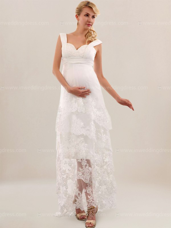 Maternity Casual Wedding Dresses