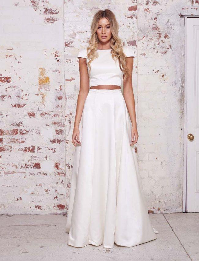 Modern Casual Wedding Dresses