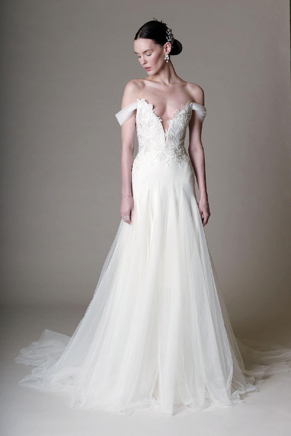 Modern Summer Wedding Dresses