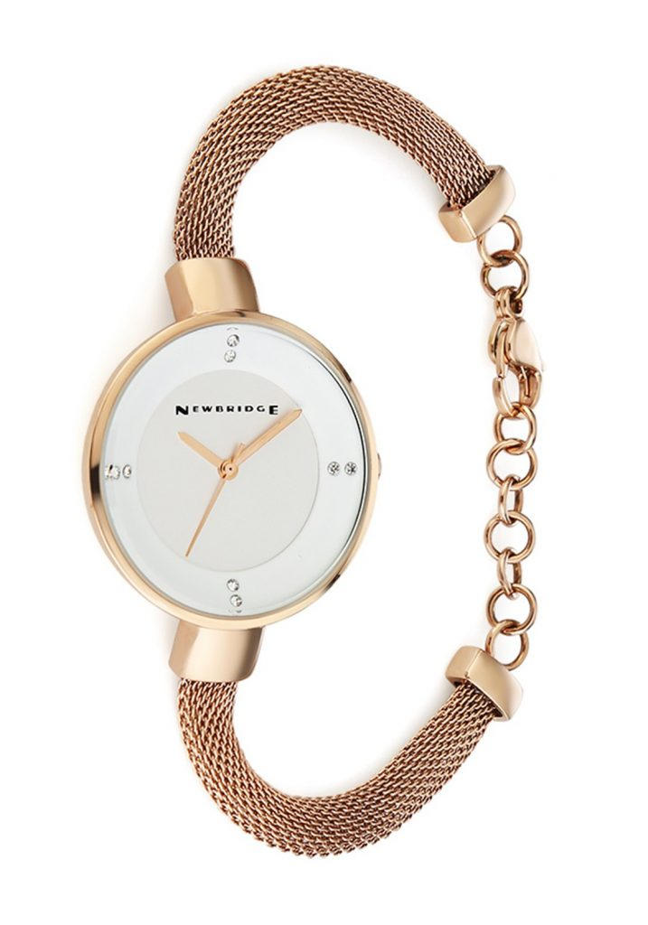 Newbride Ladies Gold Bracelet Watch