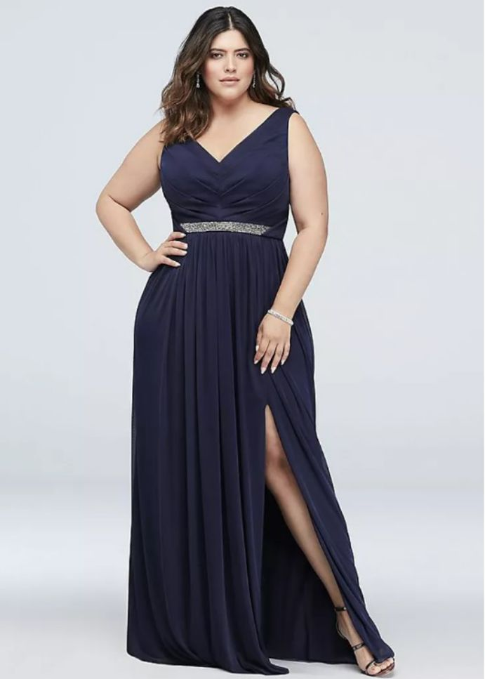Party Dress for Plus Size Womens