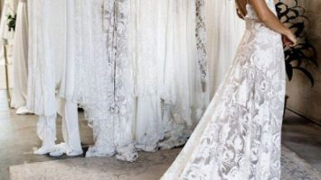 Rent Lace Wedding Dresses