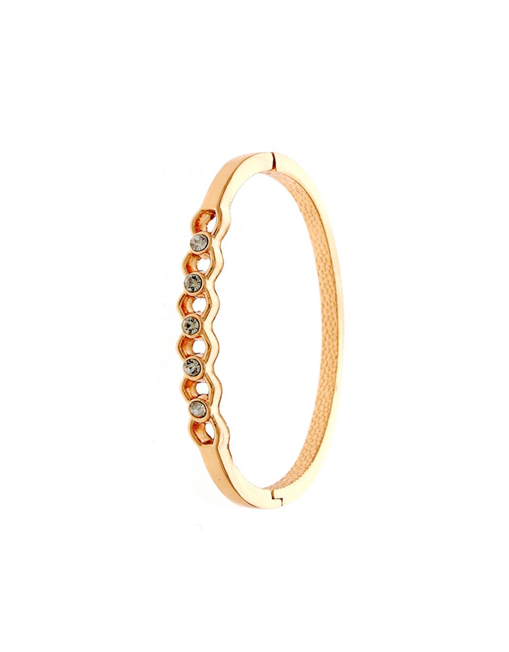 Rose Gold Bracelets for Girls