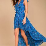 Grab This Royal Blue Dress for Special Occasions