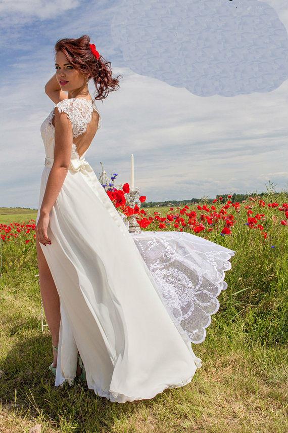 Sexy Summer Wedding Dresses