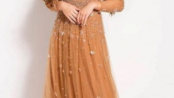 Wedding Dress With Long Sleeves Modest
