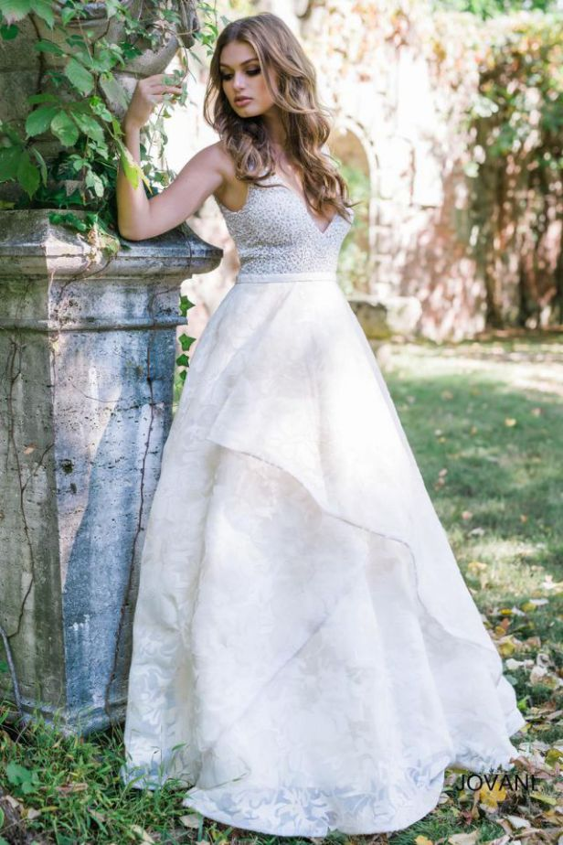 White Wedding Dresses Ball Gown Brides